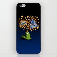 Candy the Magic Dinosaur iPhone & iPod Skin