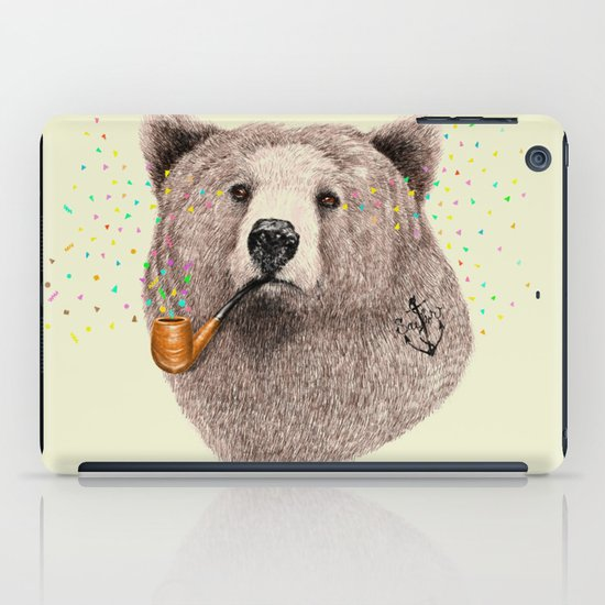 Sailor Bear iPad Case