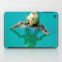 Mothman prophecies iPad Case
