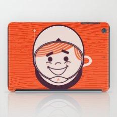 Retro Space Guy iPad Case
