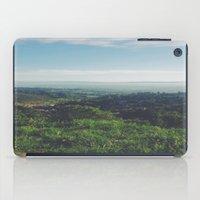 Rolling Hills  iPad Case