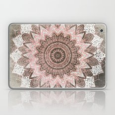 BOHOCHIC MANDALA IN CORA… Laptop & iPad Skin