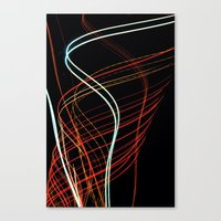 Spiralling Canvas Print