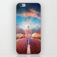 The Angel  iPhone & iPod Skin