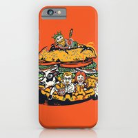 iPhone & iPod Case featuring Combo#6 by Chris Phillips