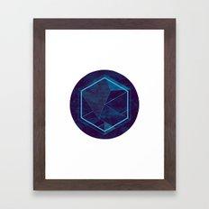 Thinking... Framed Art Print