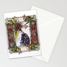 The Creation of Awesome Stationery Cards