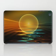 Setting Sun iPad Case