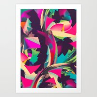 Free Abstract Art Print