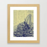 Ebulition Framed Art Print