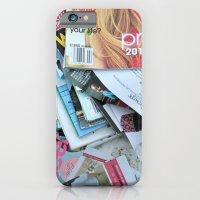 magazines iPhone 6 Slim Case