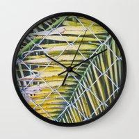 I Dont Mind Wall Clock