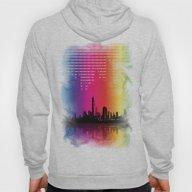 Urban Rhythm Hoody