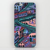 Loch Tess iPhone & iPod Skin