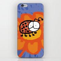 Ladybug 2 iPhone & iPod Skin