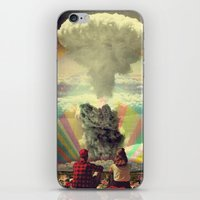 As We Know It iPhone & iPod Skin