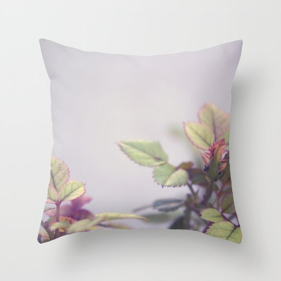 In The Wee Small Hours Throw Pillow