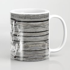 Focus on new things Mug