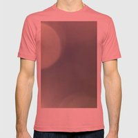 Flou Mens Fitted Tee Pomegranate SMALL