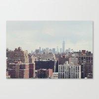 New York City Skyline I Canvas Print