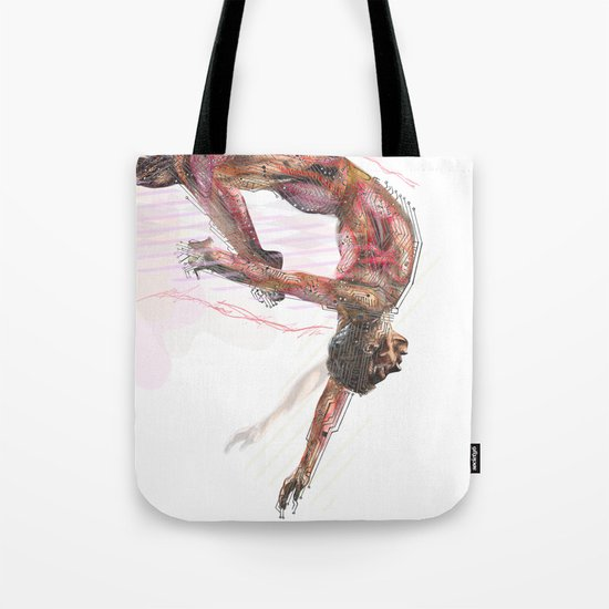 The Olympic Games, London 2012 Tote Bag