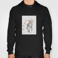 Fear's Lurking Around Th… Hoody