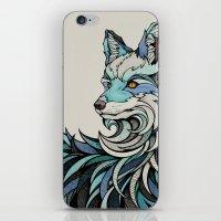 Berlin Fox iPhone & iPod Skin