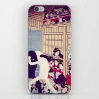 B O T T E D A O R B I iPhone & iPod Skin