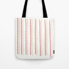 Stripes and Spots Tote Bag