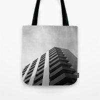 angular fade Tote Bag