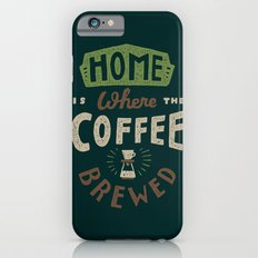 Home Is Where iPhone 6 Slim Case