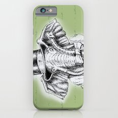 I'm too SASSY for my hat! Vintage Elephant. iPhone 6 Slim Case