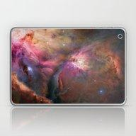 Laptop & iPad Skin featuring Space Nebula by Zavu
