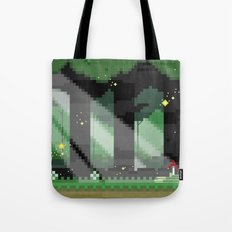 Zelda: Lost Woods Tote Bag