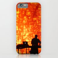 WILD FLAME DEEJAY PROJECTIONS iPhone 6 Slim Case
