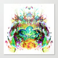 Emerge Canvas Print