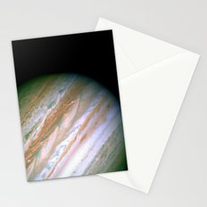Jupiter by Society6 Planet Prints Stationery Cards