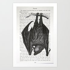 Vampire Bat on Vintage