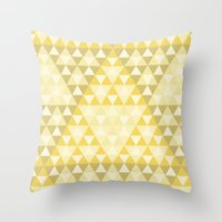 Triforce Throw Pillow