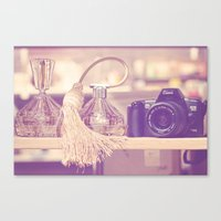 Vintage Feelings Canvas Print