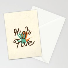 High Five   Stationery Cards