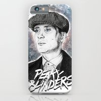Tommy Shelby iPhone 6 Slim Case