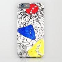 Basics Doodle iPhone 6 Slim Case