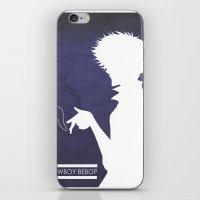 Cowboy Bebop ver 2 iPhone & iPod Skin