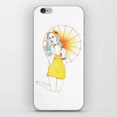 Pin-Up  iPhone & iPod Skin