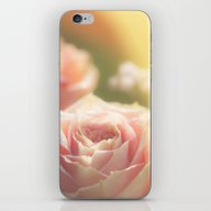 iPhone & iPod Skin featuring Roses For Ever  by UtArt