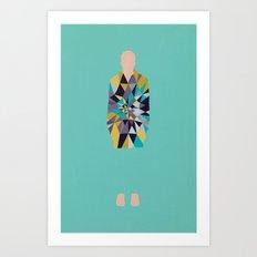 Fashion Collection 13 Art Print