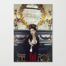 Muse #7 Canvas Print