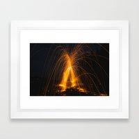 Steel Wool 2 Framed Art Print