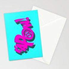 KAPOW! # 3 Stationery Cards